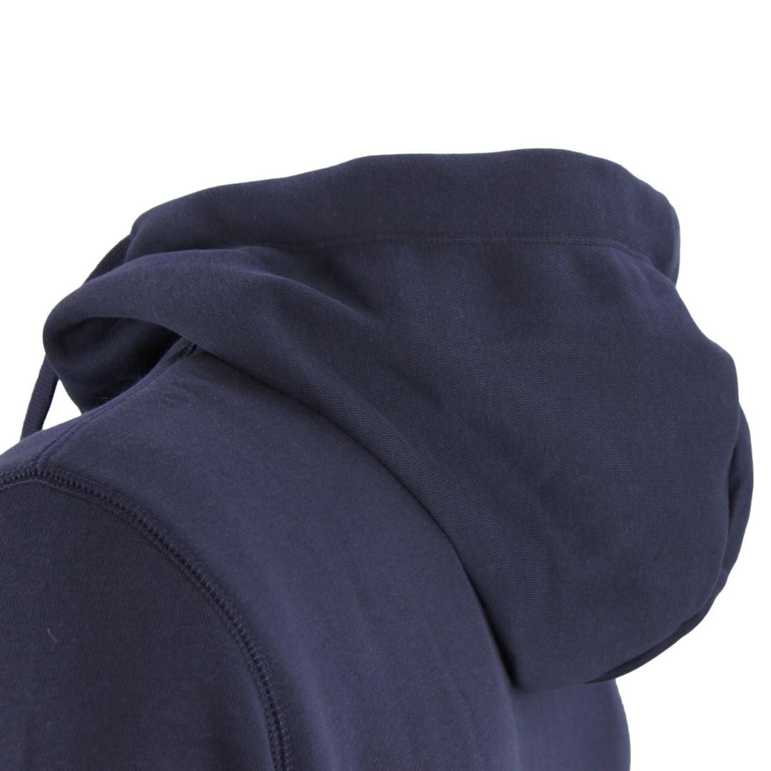 G-Star Raw Sweat Jacke Weste Premium Basic Hooded Zip blau D16122 C235 6067 Sartho blue