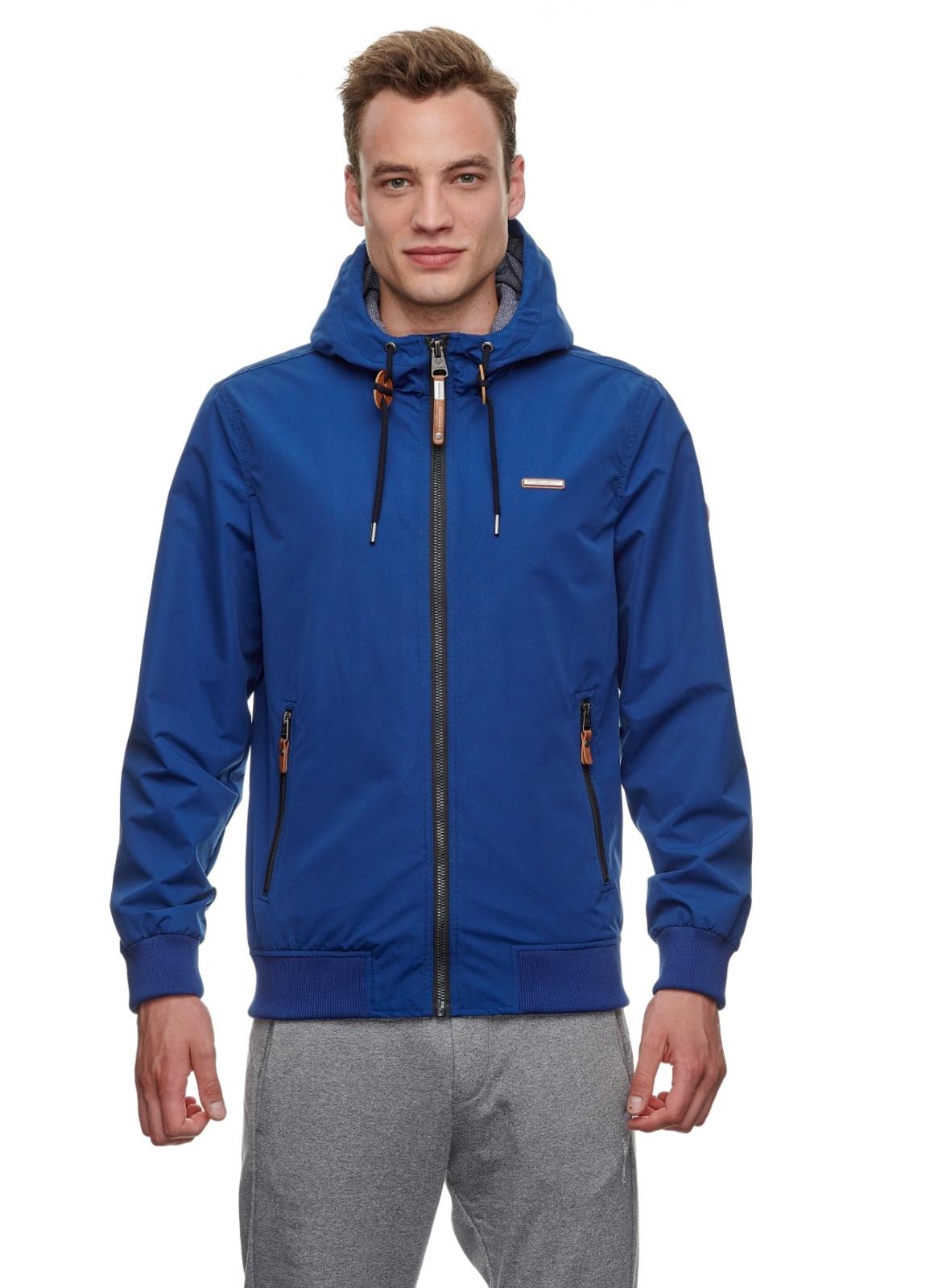 Ragwear Herren Vegane Sommer Jacke blau Percy 2112 60004 2050 indigo