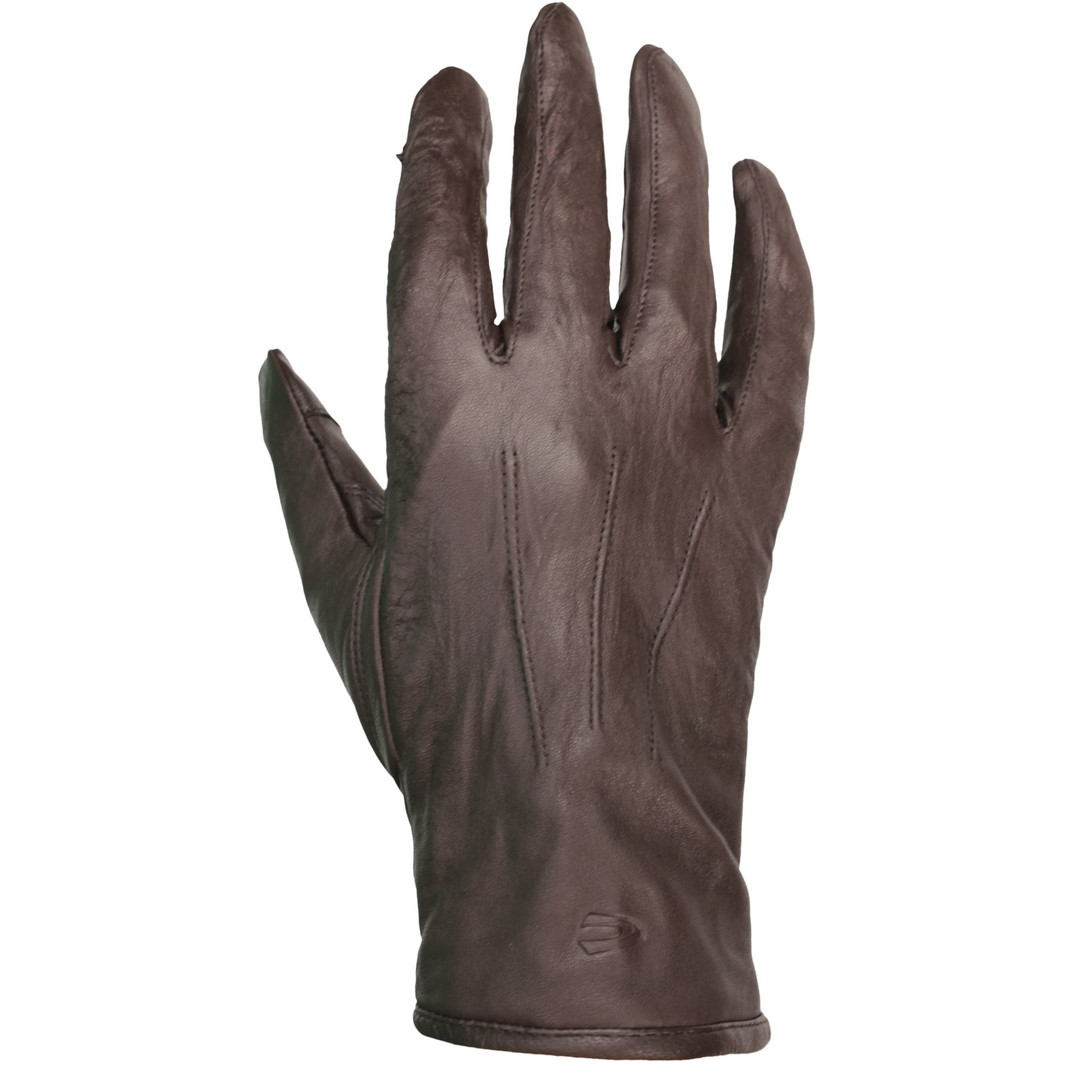 Camel active Herren Leder Handschuhe braun 8G25 408250 20