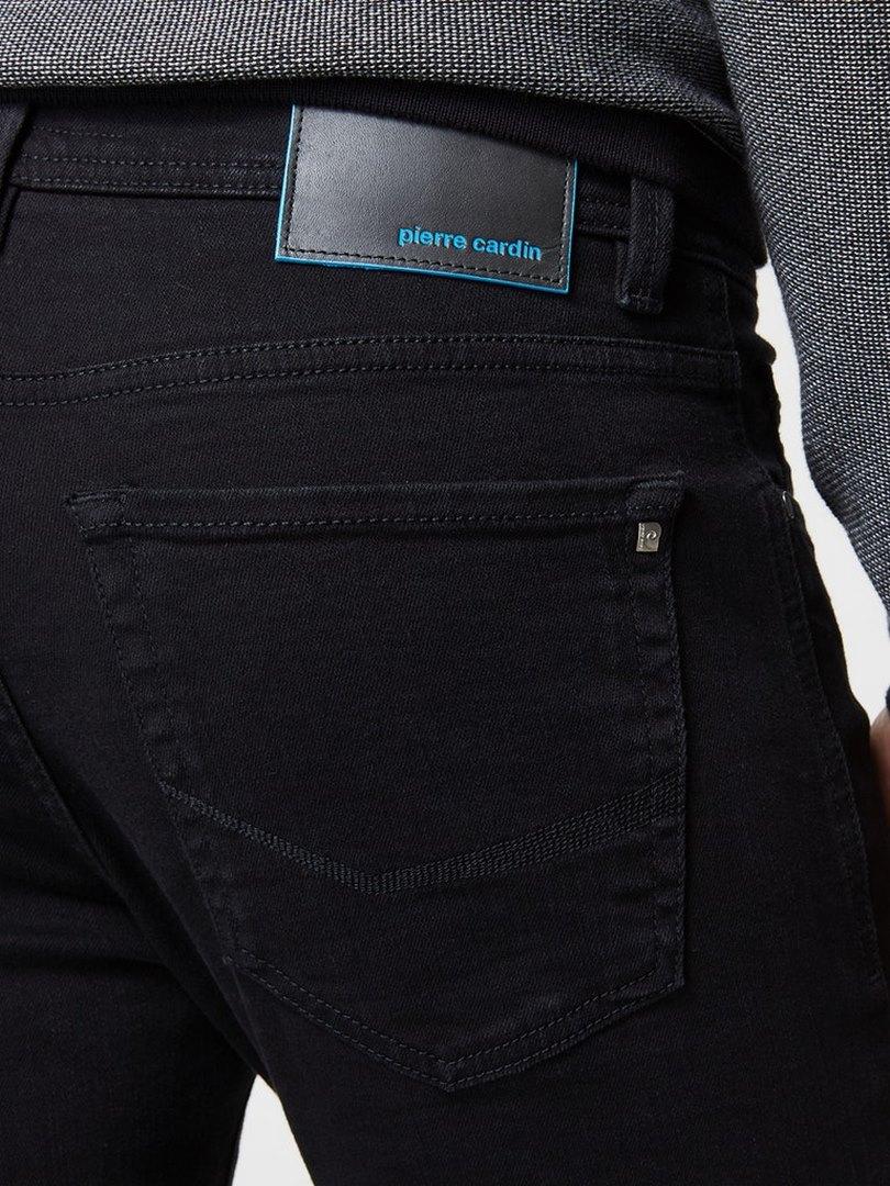 Pierre Cardin Jeans Hose Jeanshose Futureflex Jeans Lyon schwarz 03451 000 08880 88