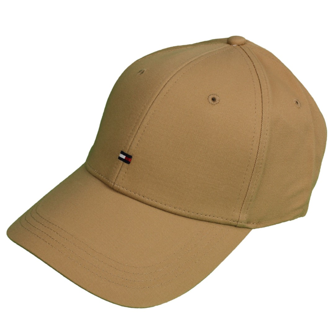 Tommy Hilfiger Kappe Baseball Cap Classic BB Cap beige AM0AM07342 RBL beige