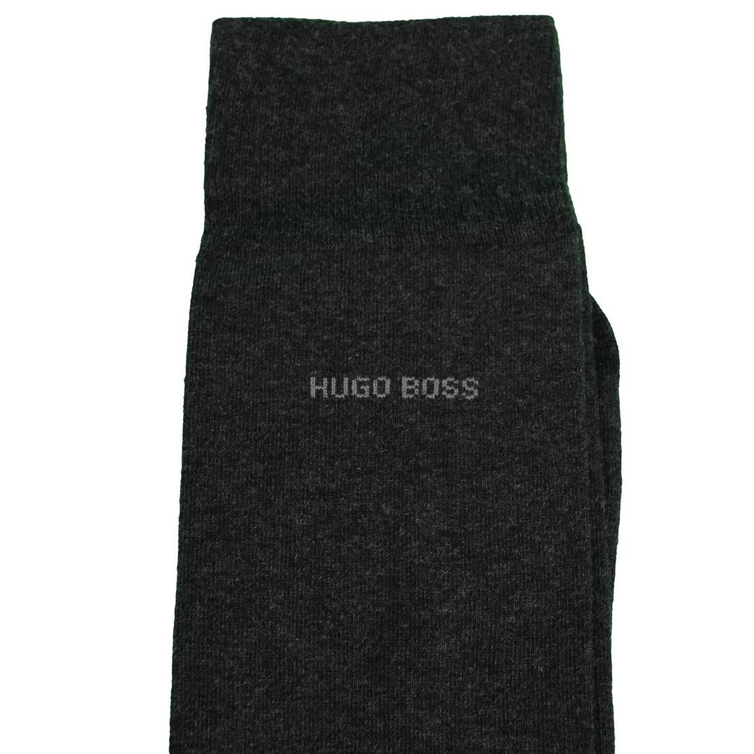 Hugo Boss Socke Marc RS Uni dunkel grau 50388436 012 Charcoal