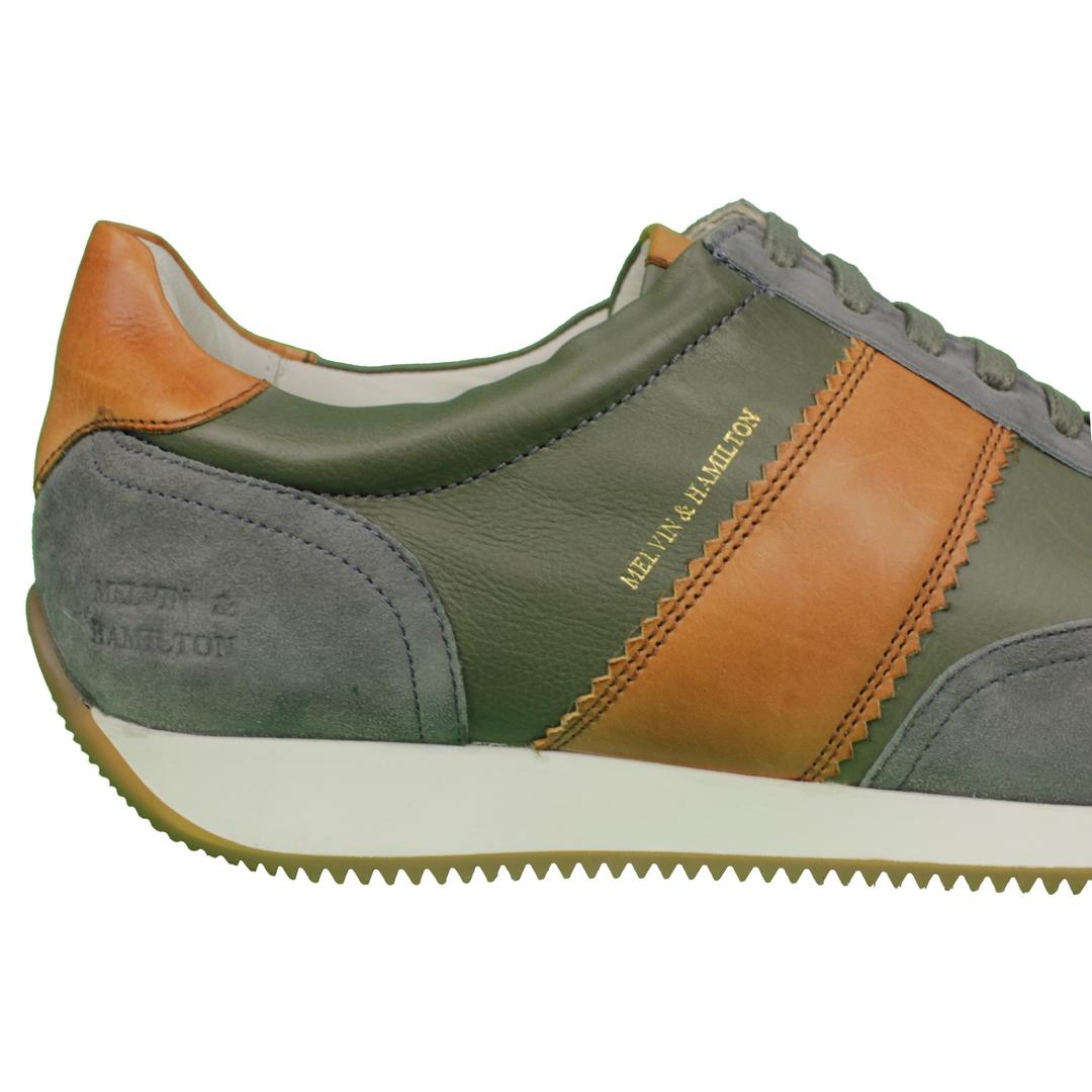 Melvin & Hamilton Sneaker Schuhe Rocky 3 grey