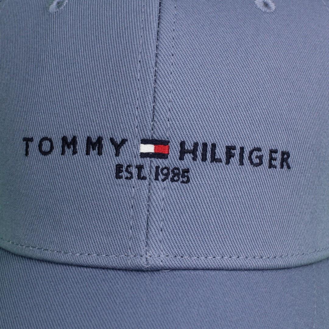 Tommy Hilfiger Kappe Baseball Cap The established Cap blau AM0AM07352 DY8