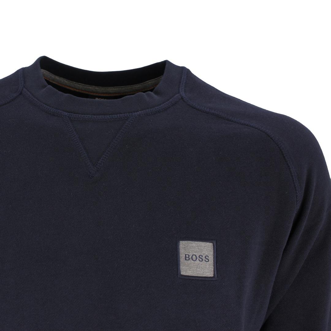 Hugo Boss Sweatshirt 50462769 404 dark blue Westart