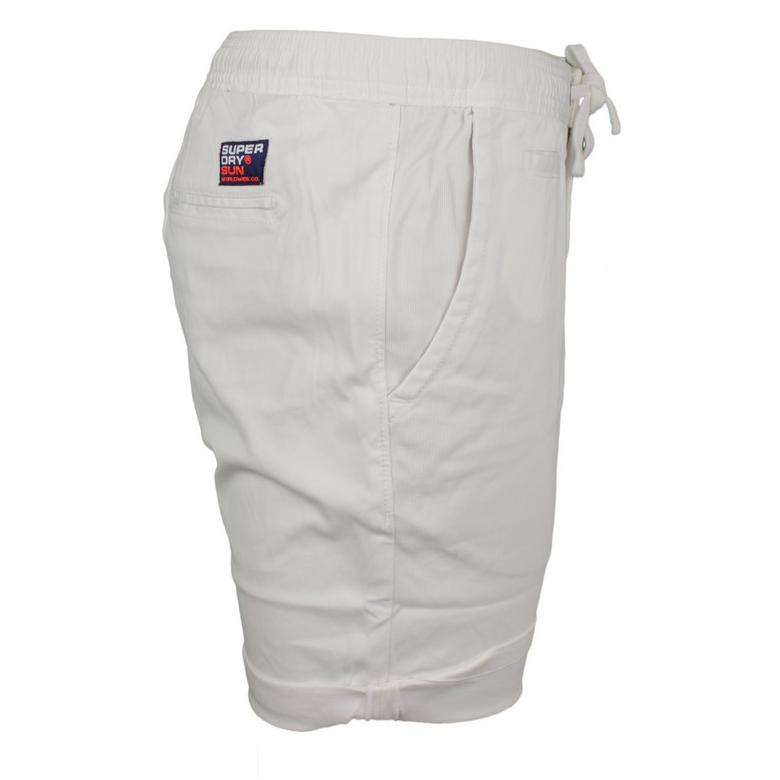 Superdry Herren Short Sunscorched Shorts weiß M7110017A 01C optic