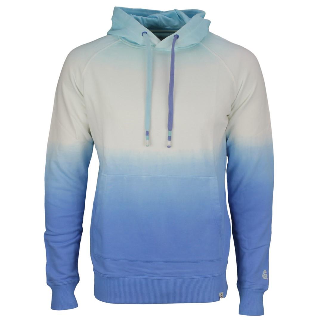 Colours & Sons Herren Sweat Pullover blau Farbverlauf 9121 414 902 Ocean Royal