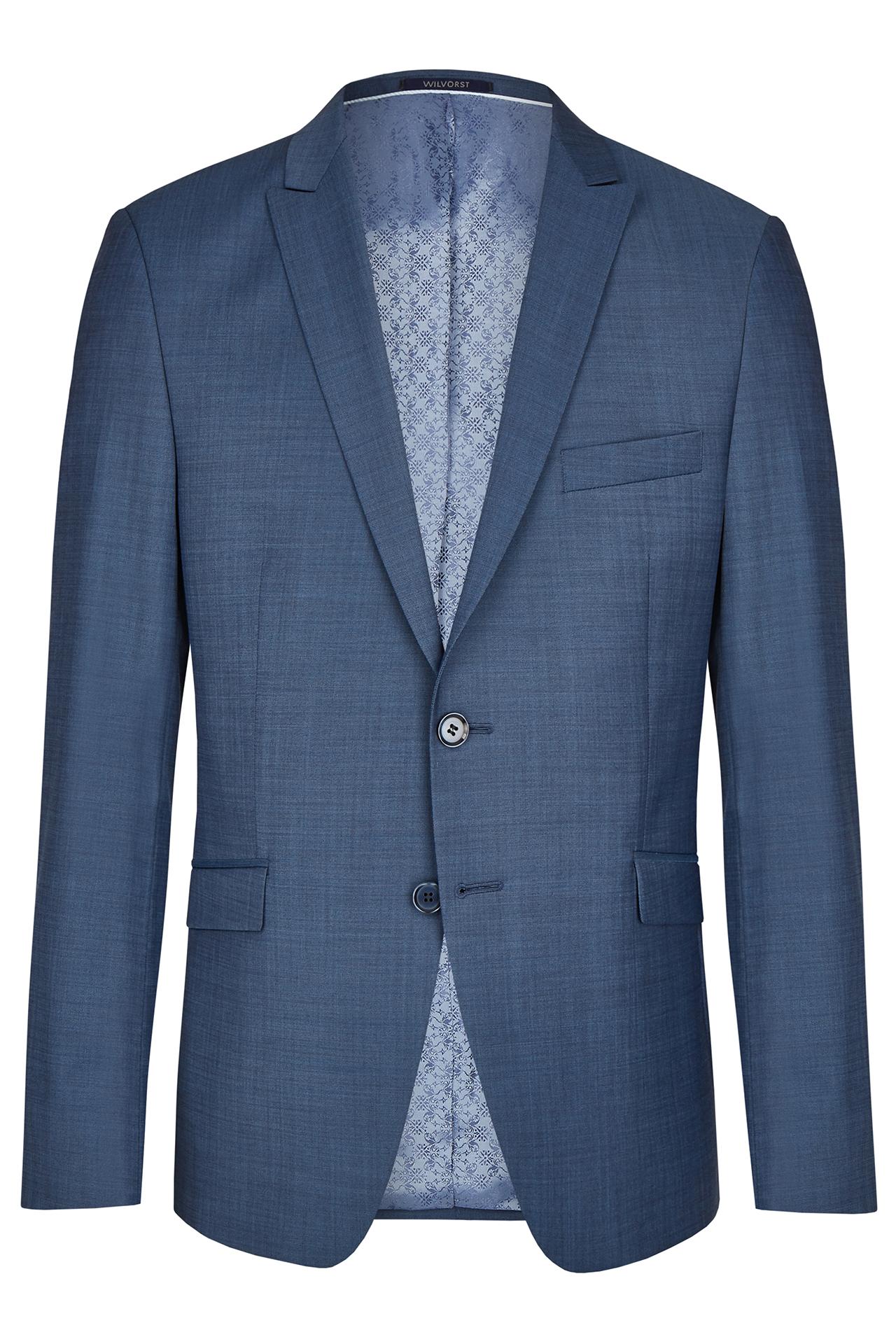 Wilvorst Hochzeitsanzug Sakko After Six blau 461101 13352 034