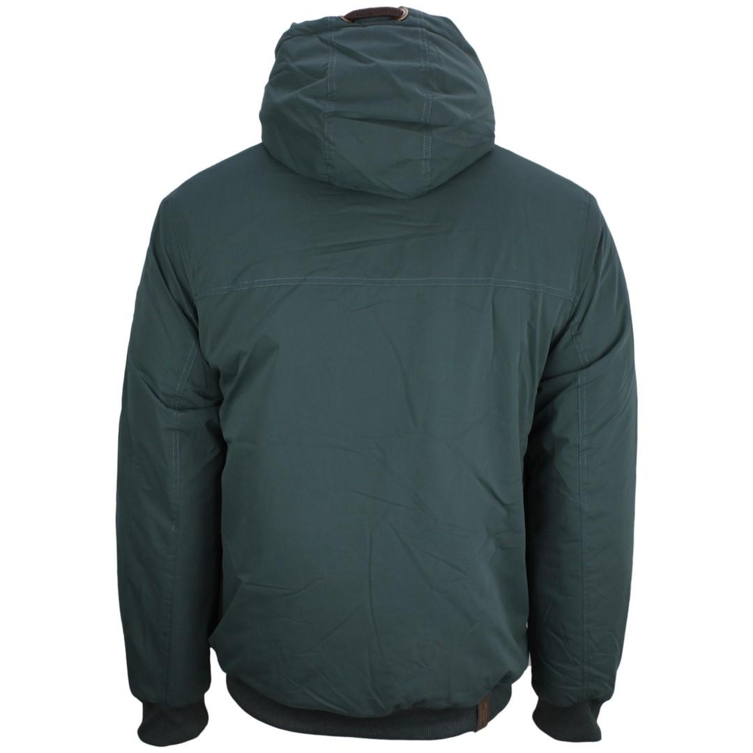 Ragwear Herren Vegane Winter Bomber Jacke grün Maddy 2022 60002 5021 d.green
