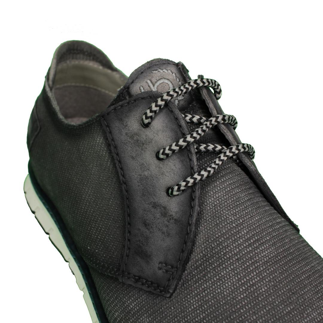 Bugatti Schuhe Silvan Halbschuh schwarz 311 A2Y03 1000 schwarz
