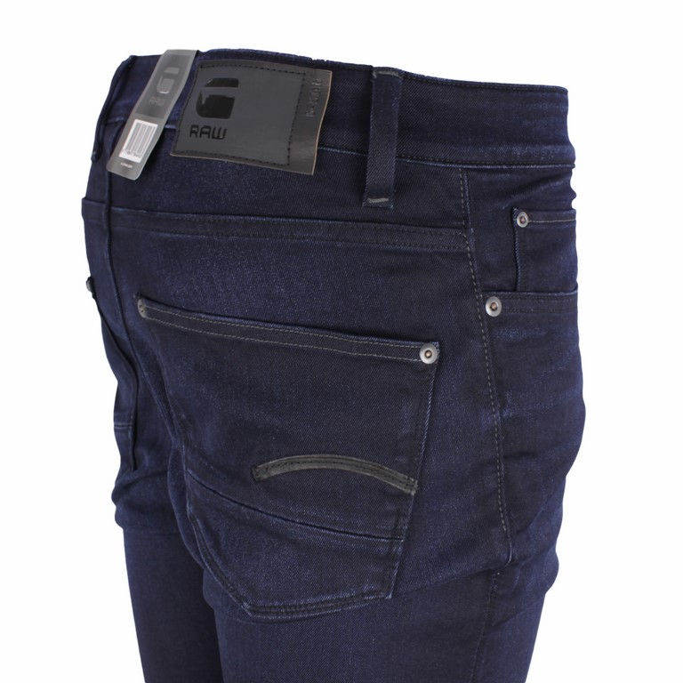 G-Star Jeans Revend Super Slim Jeans dark aged blau SSL 51010 6590 89
