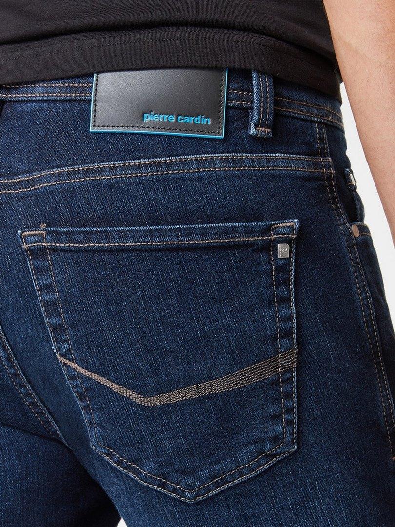 Pierre Cardin Jeans Hose Futureflex Jeans Lyon Dark Blue Used 03451 000 08880 04