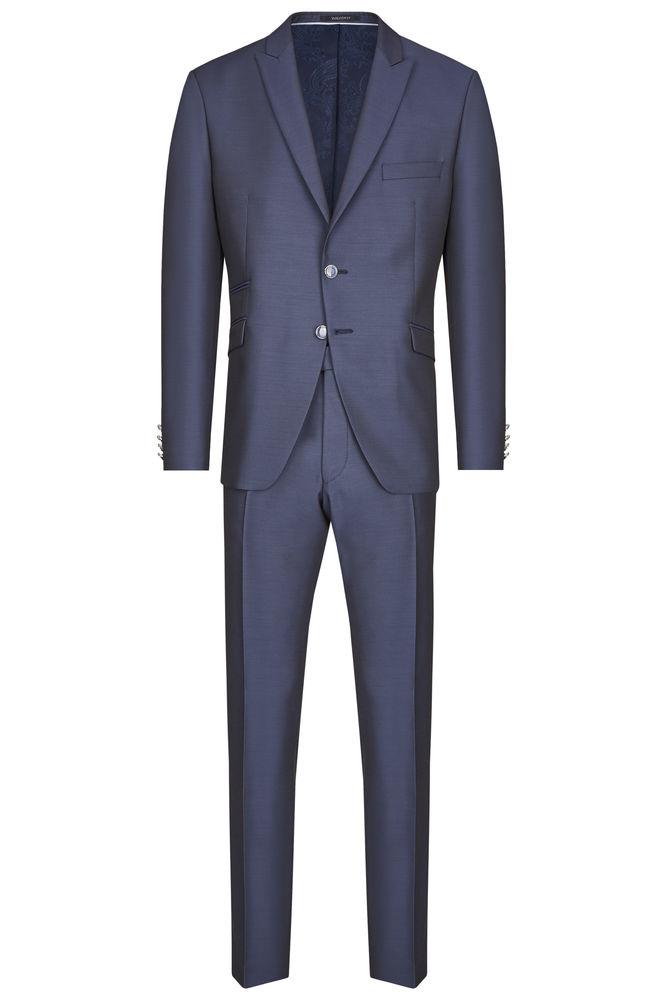 Wilvorst Hochzeitsanzug Sakko After Six blau 451100 13462 035