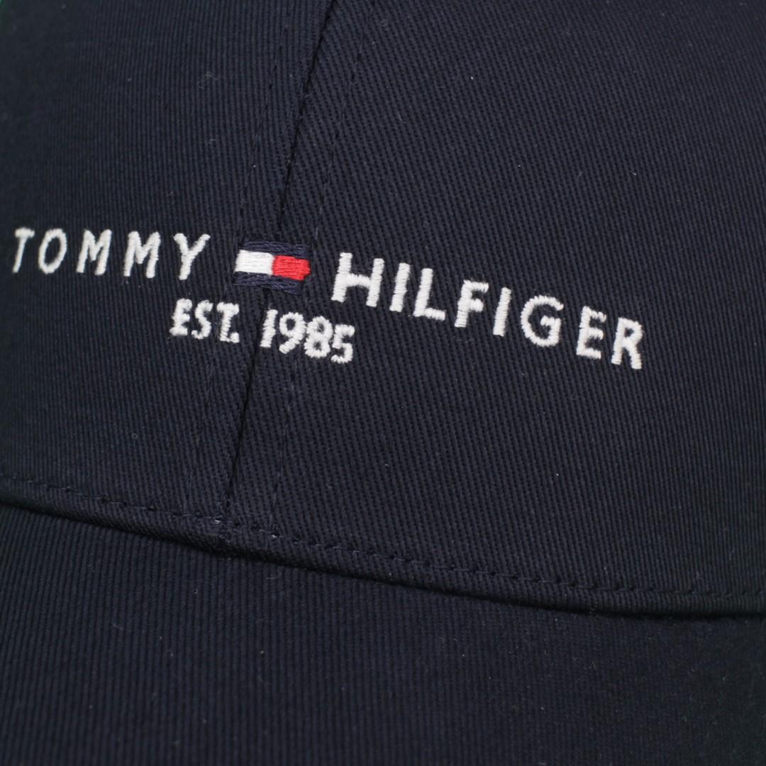 Tommy Hilfiger Kappe Baseball Cap The established Cap blau AM0AM07352 DW5