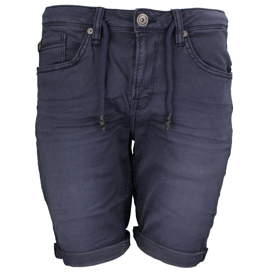 Garcia Herren Jeans Short Savio Short Slim Fit Denim GS110358 292 dark moon
