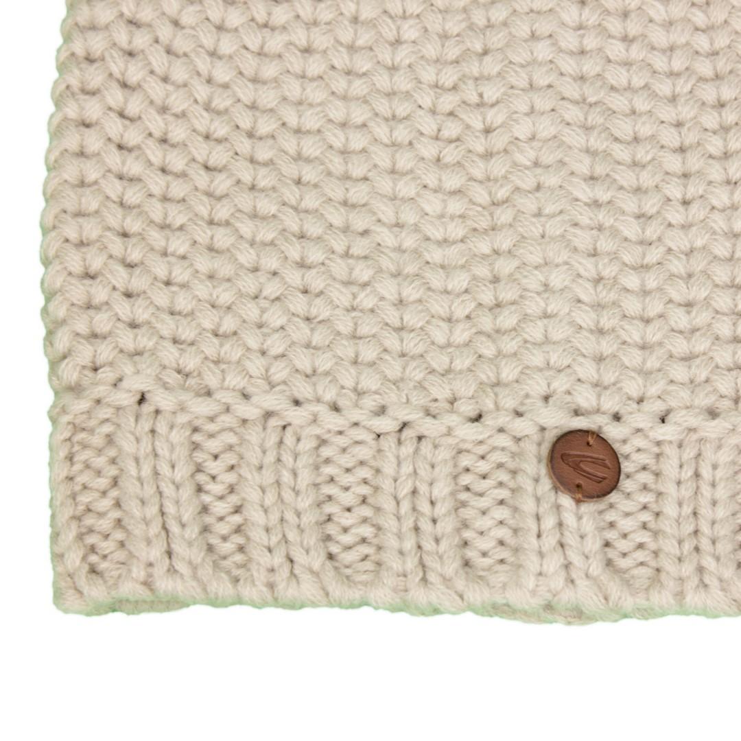 Camel active Damen Strick Mütze beige 6M56 306560 10