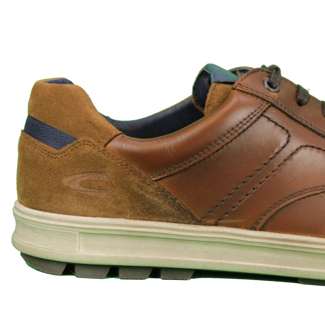 Camel active Herren Sneaker Schuhe braun La Paz 543.11 02