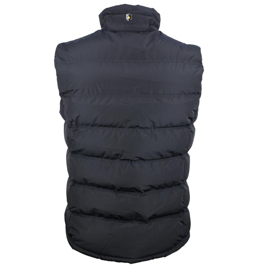 Wellensteyn Herren Weste Snowdome Vest Men blau Unifarben SNVM 560 midnight
