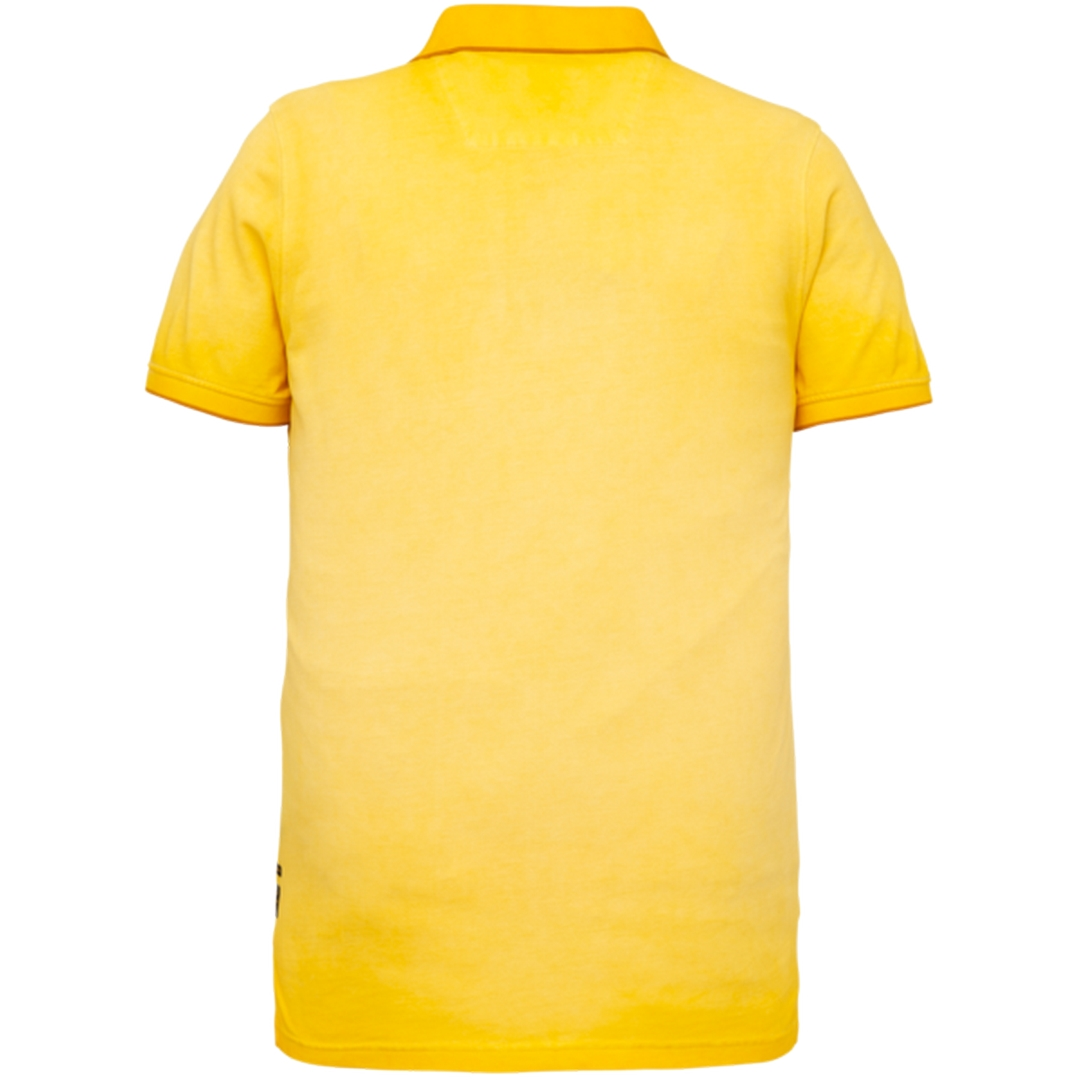 PME Legend Polo Shirt Light Pique Cold gelb PPSS203860 1056