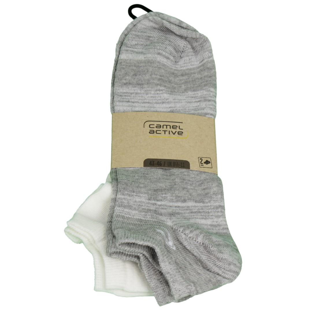 Camel active Sneaker Socken Doppelpack mehrfarbig 6443 659