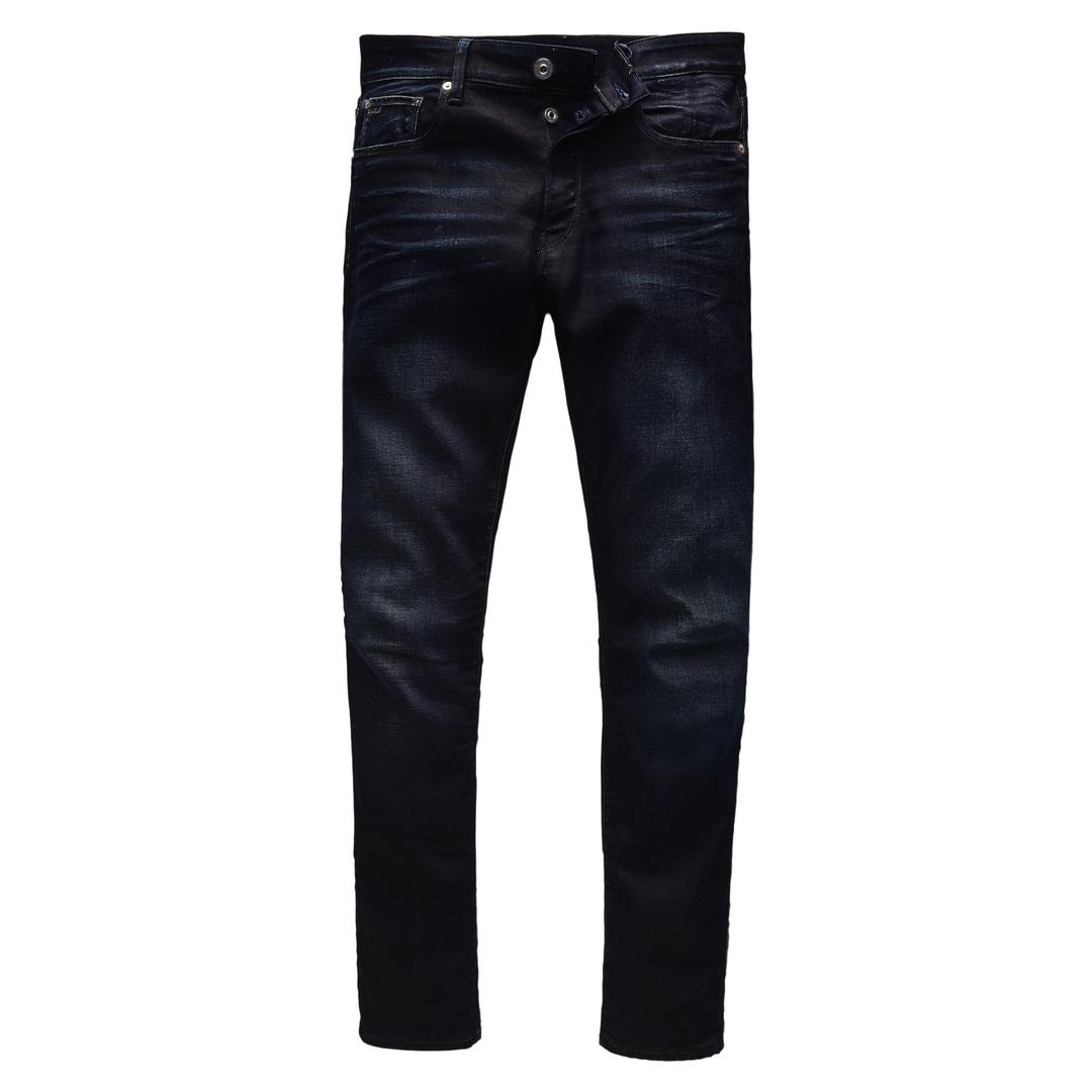 G-Star Herren Jeans Hose Jenashose Slim Fit 51001 5245 89 dark aged