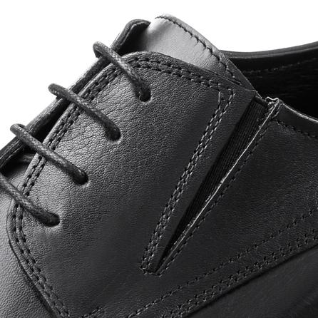 Wilvorst Herren Hochzeit Anzug Leder Schuhe schwarz 448318 0225 010