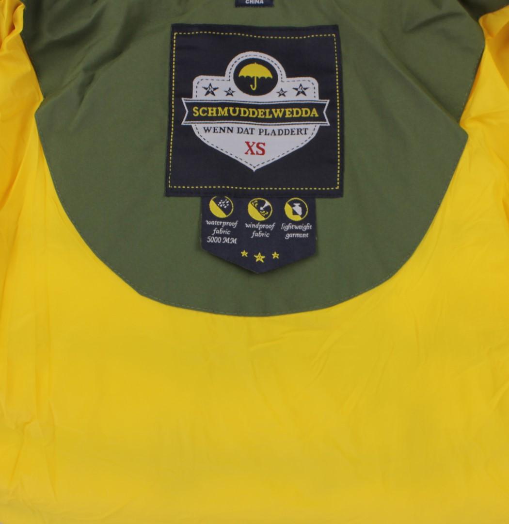 Schmuddelwedda Damen Winter Jacke Anorak Olive grün gesteppt 34306769 olive