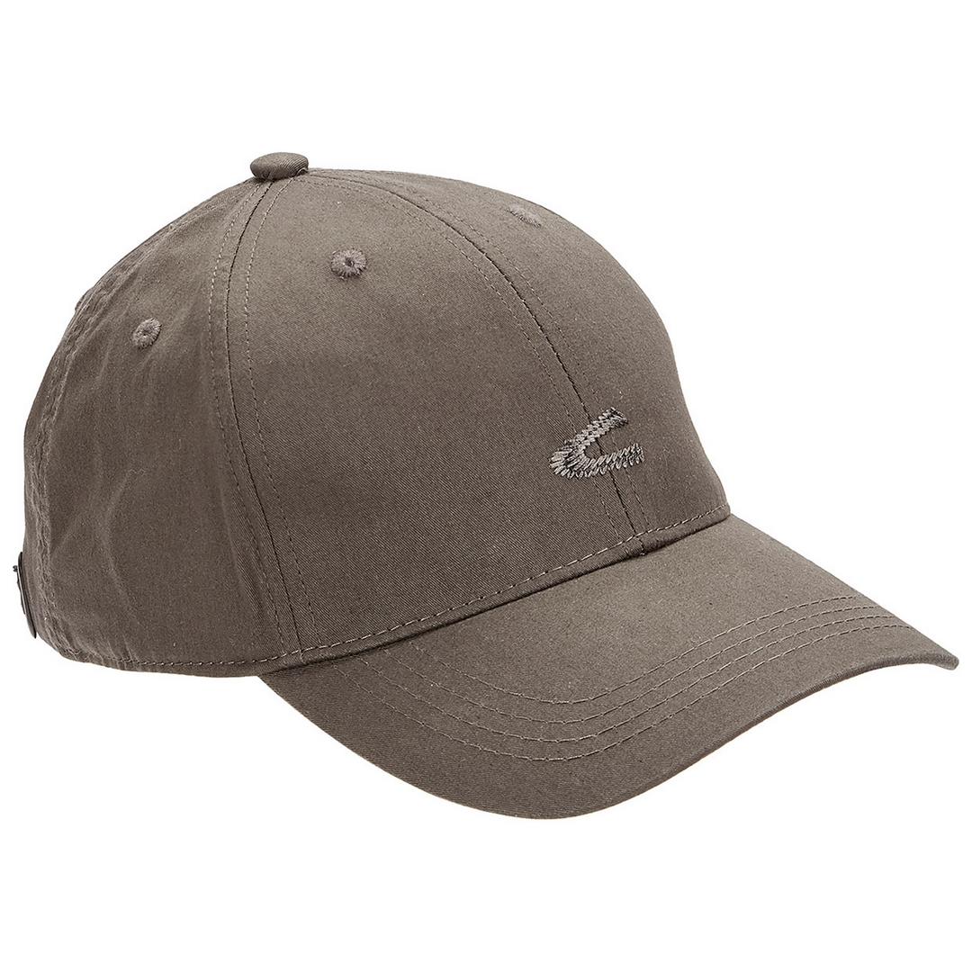Camel active Herren Kappe Cap Mütze grau 9C08406080 08