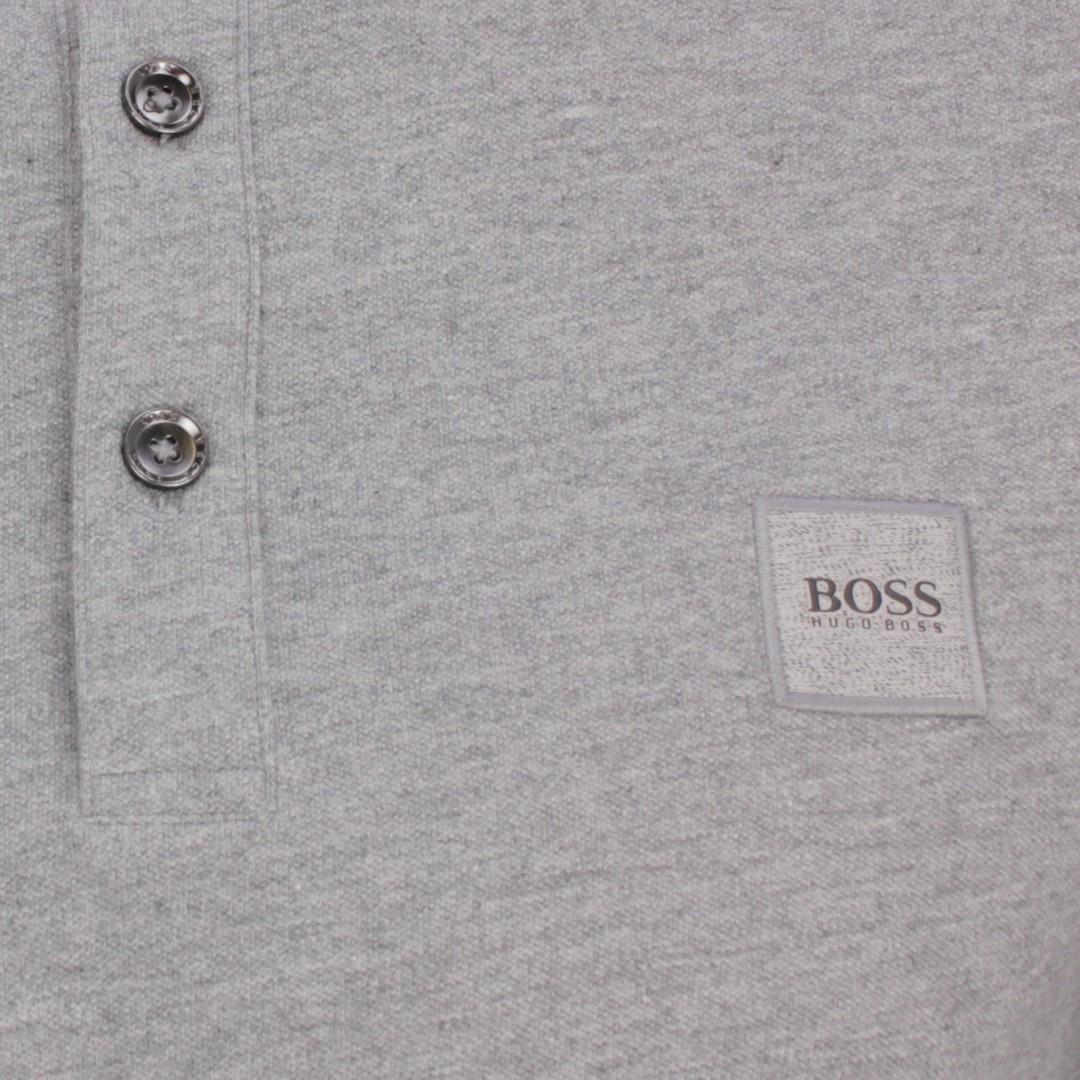 Hugo Boss Rugby Shirt grau Passerby 50387465 051