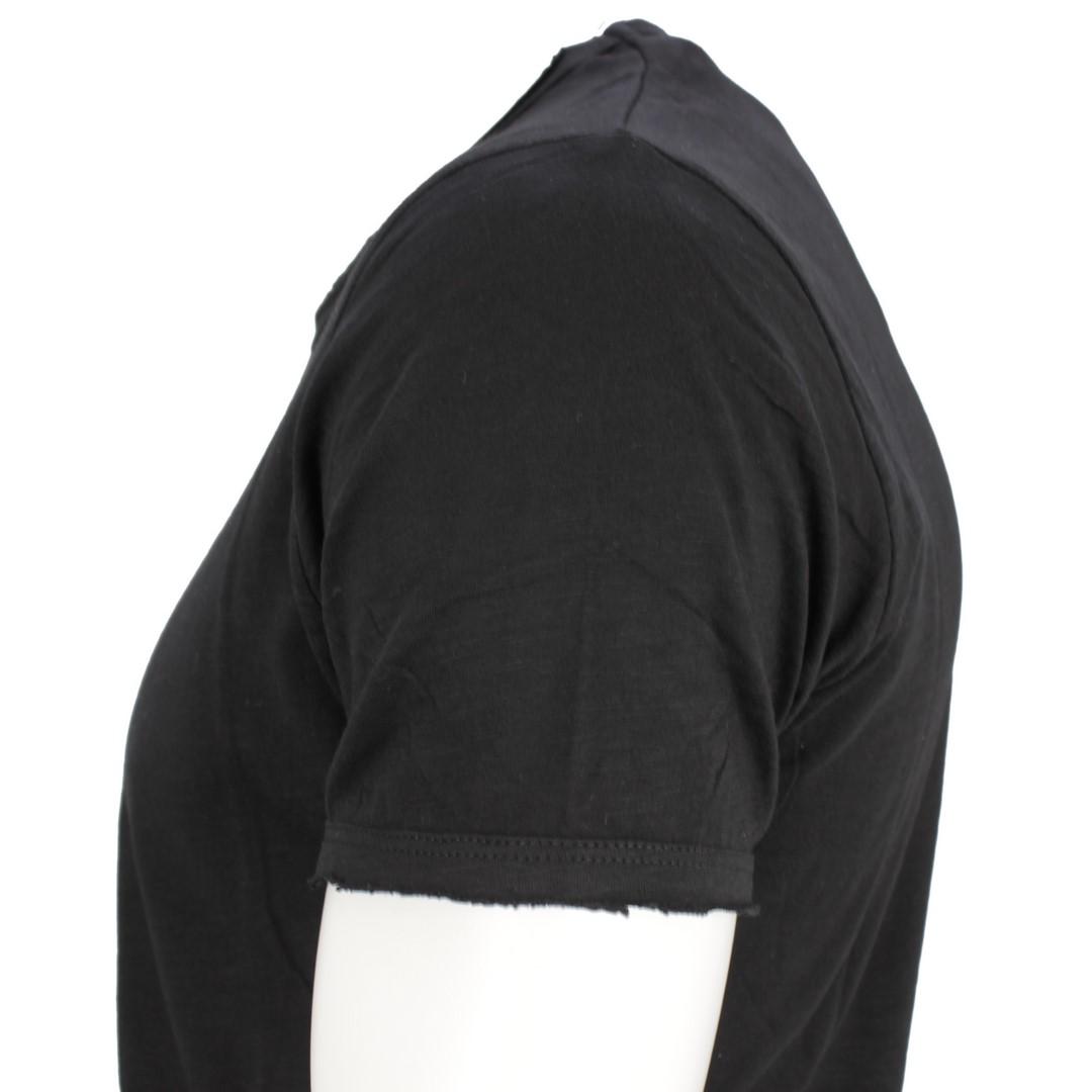 Key Largo Herren T-Shirt schwarz unifarben MT Bread New black