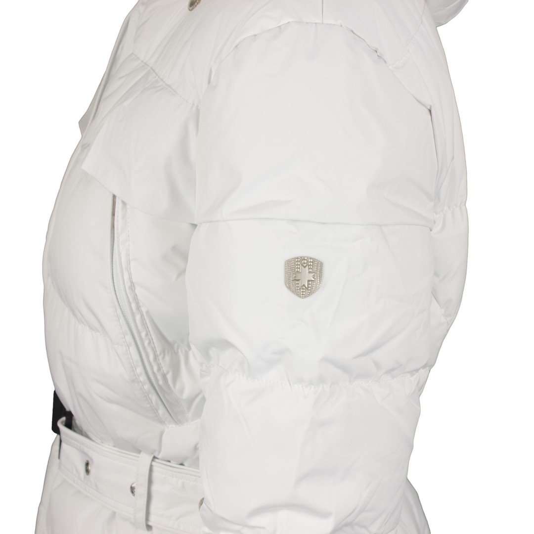 Wellensteyn Winter Damen Jacke Tivana weiß TIV 382 snowwhite