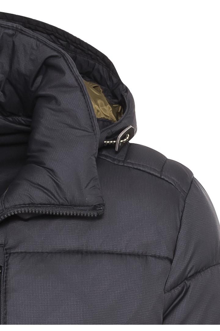 Camel active Herren Winter Funktionsjacke Jacke blau gesteppt 4E43 430970 42