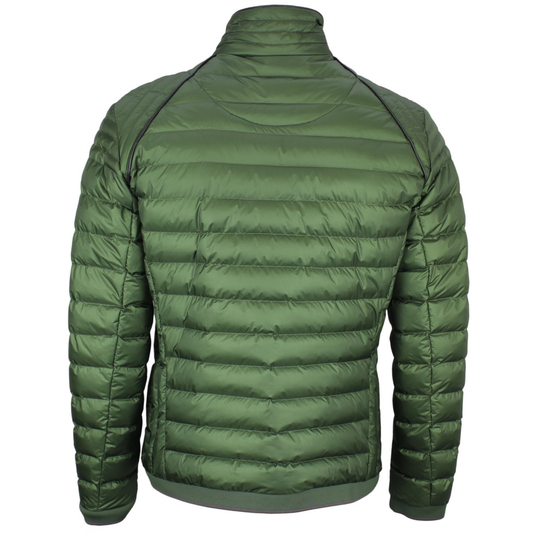 Wellensteyn Herren Stepp Jacke grün  Molecule Men MOLM 666 combugreen