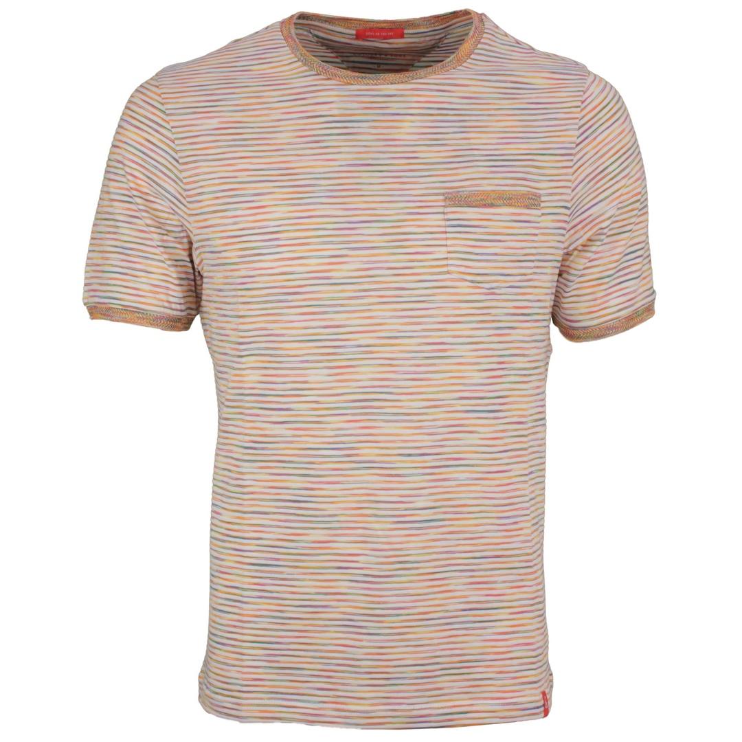Colours & Sons T-Shirt Combo 1 mehrfarbig gestreift 9121 490 901