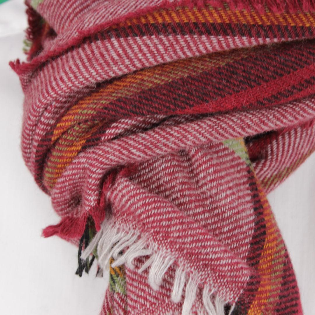 Ploenes Schal Mehrfarbig gemustert 198117S001 001