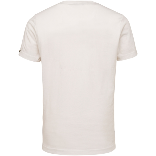 PME Legend T-Shirt Singel Jersey weiß PTSS214552 7003