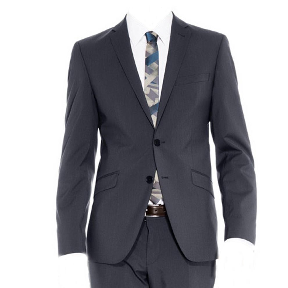 Benvenuto Baukasten Buisness Sakko PLS Super Slim Fit dunkel blau 20733 614650 1254