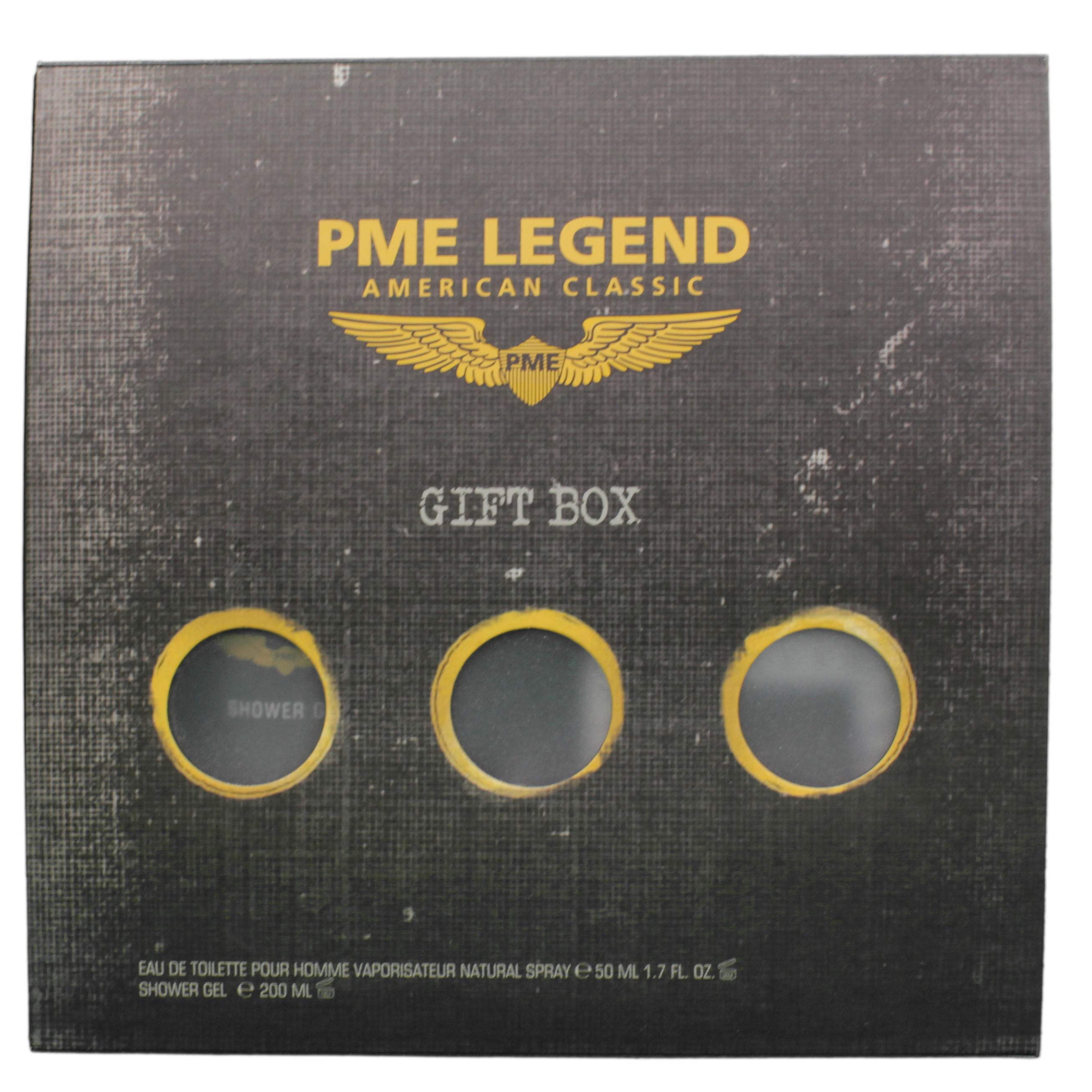 PME Legend Geschenkbox Parfum Set 99