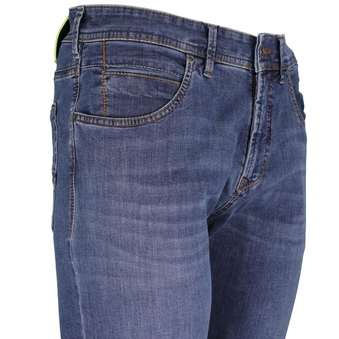 Gardeur Herren Move Lite Denim Jeans Hose Jeanshose Modern Fit blau BATU 4 470791 167