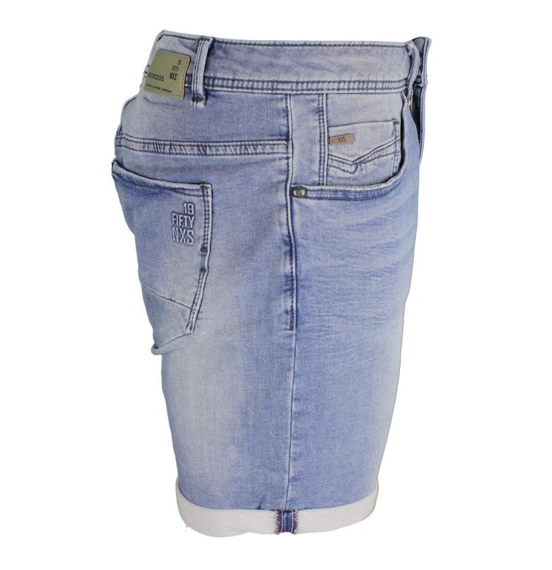 No Excess Herren Jeans Short Denim blau 908190410 229