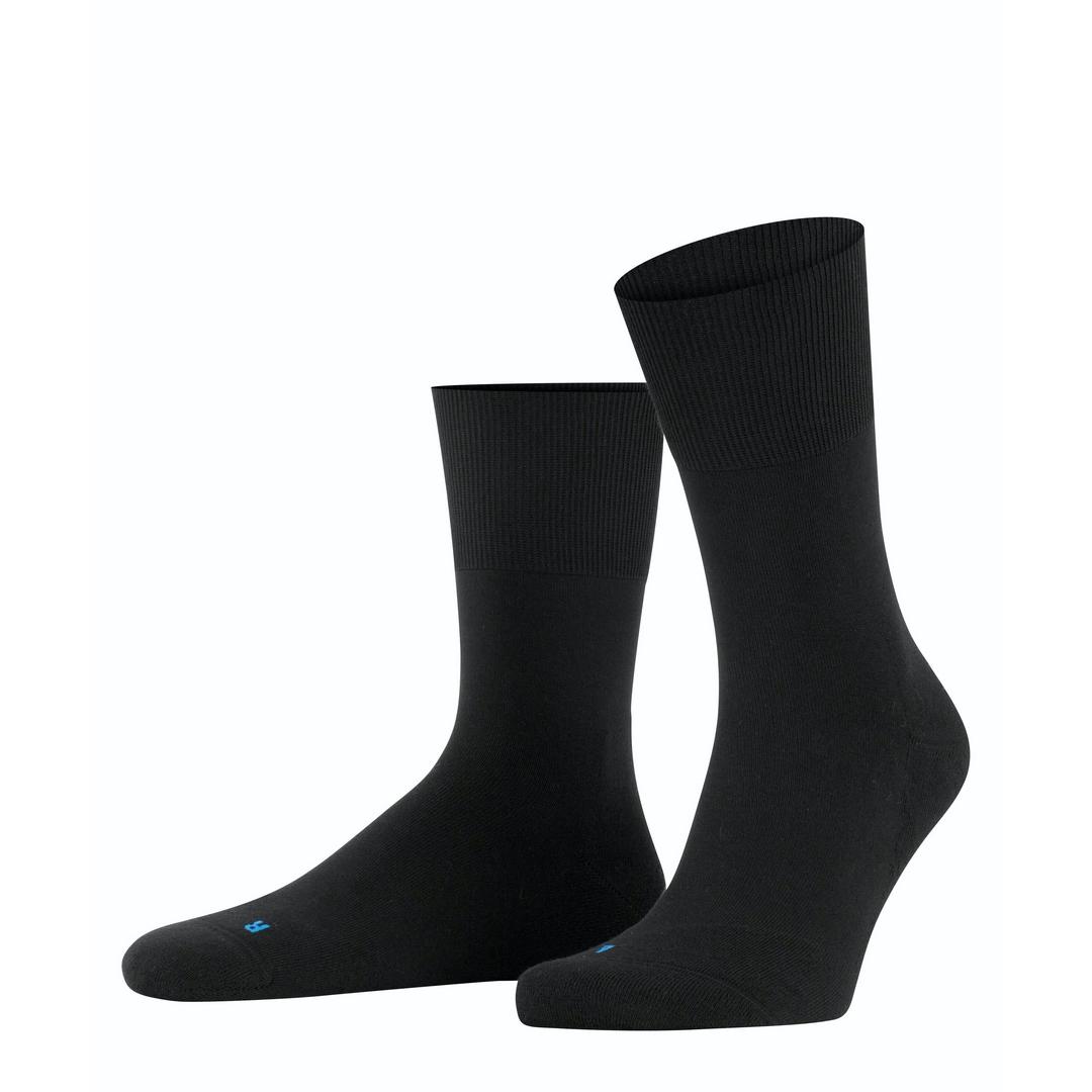 Falke Socken schwarz Run Unisex 16605 3000
