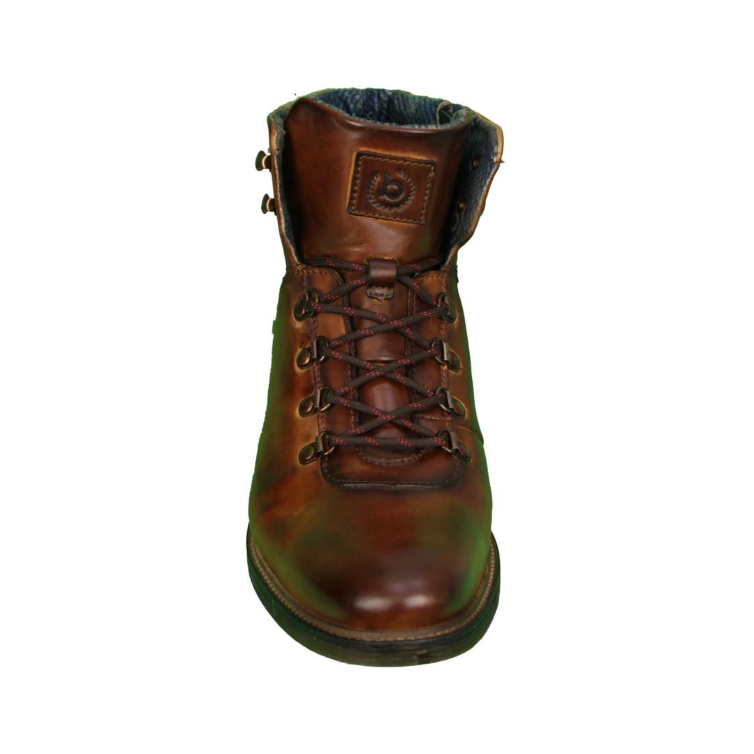 Bugatti Herren Schuhe Stiefel Boots Marcello I braun 311 78231 1000 6300 cognac