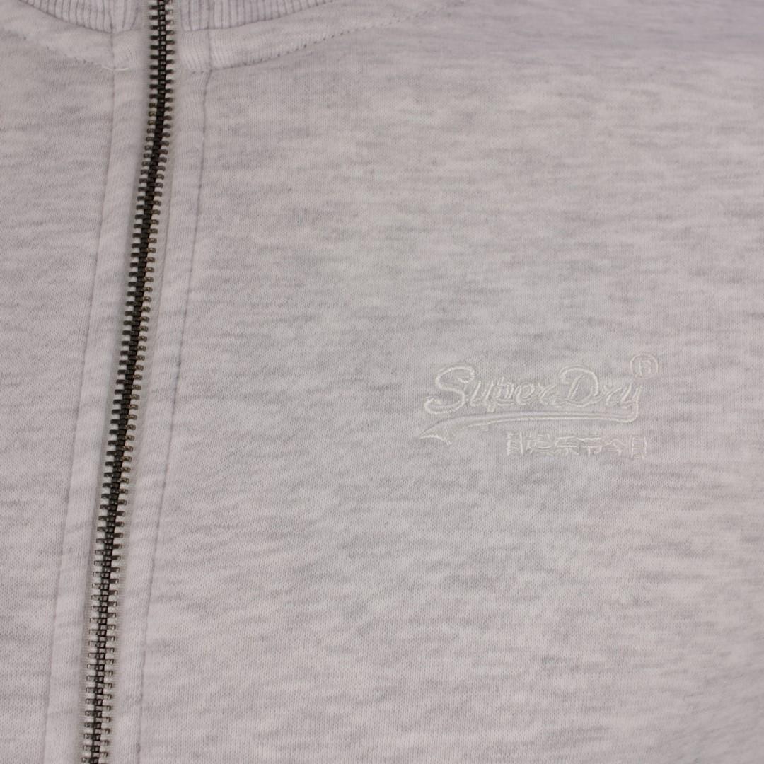 Superdry Sweat Jackegar Ice Marl M2011042A 54G ice