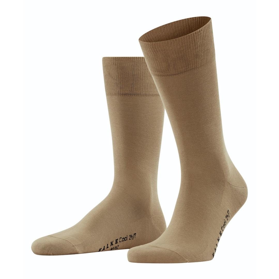 Falke Socke Business Strumpf beige Cool 24/7 13230 3920 vulcano