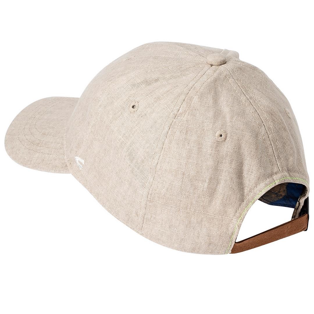 Camel active Herren Leinen Kappe Cap Mütze beige 5C26406260 20
