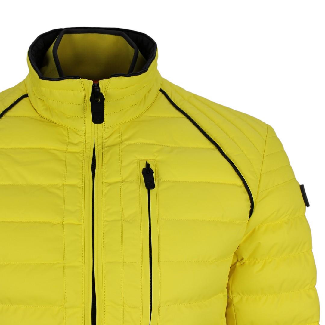 Wellensteyn Herren Stepp Jacke gelb Molecule Men MOLM 661 Yellow