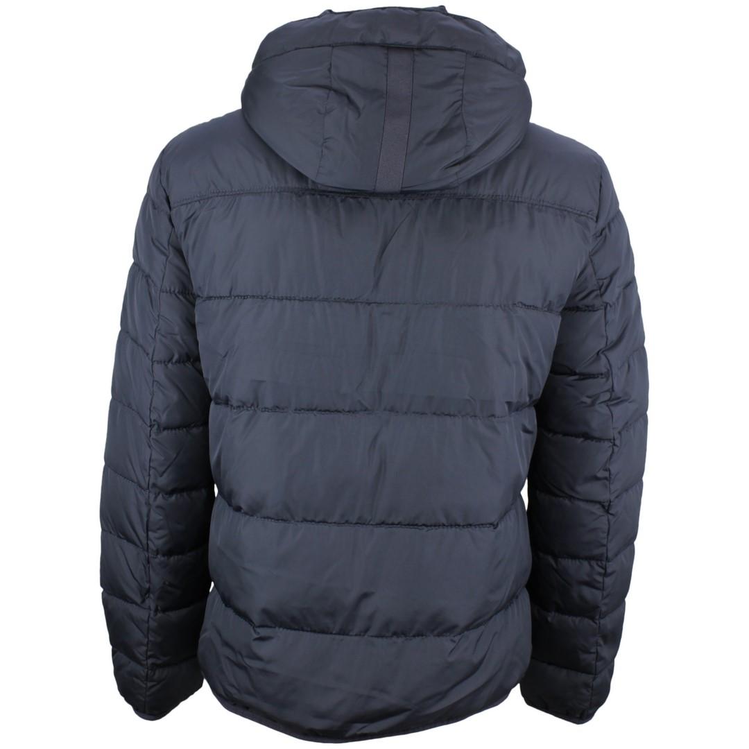 Camel active Herren Winter Funktionsjacke Jacke blau gesteppt Outdoor 2X23 420800 43