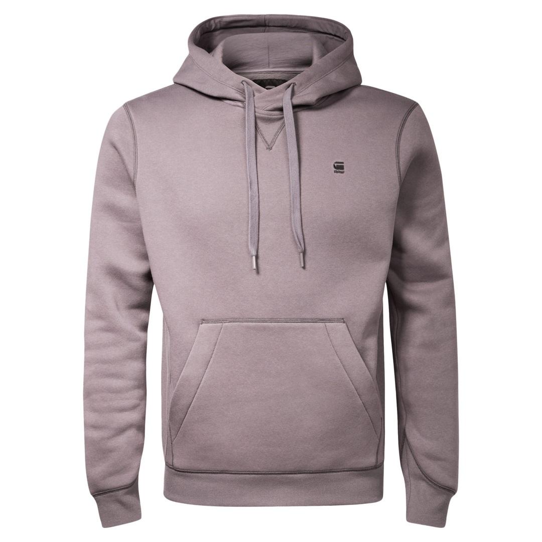 G-Star Raw Kapuzenpullover Hoodie Premium Core Hooded Sweatshirt D16121 C235 C617 magna