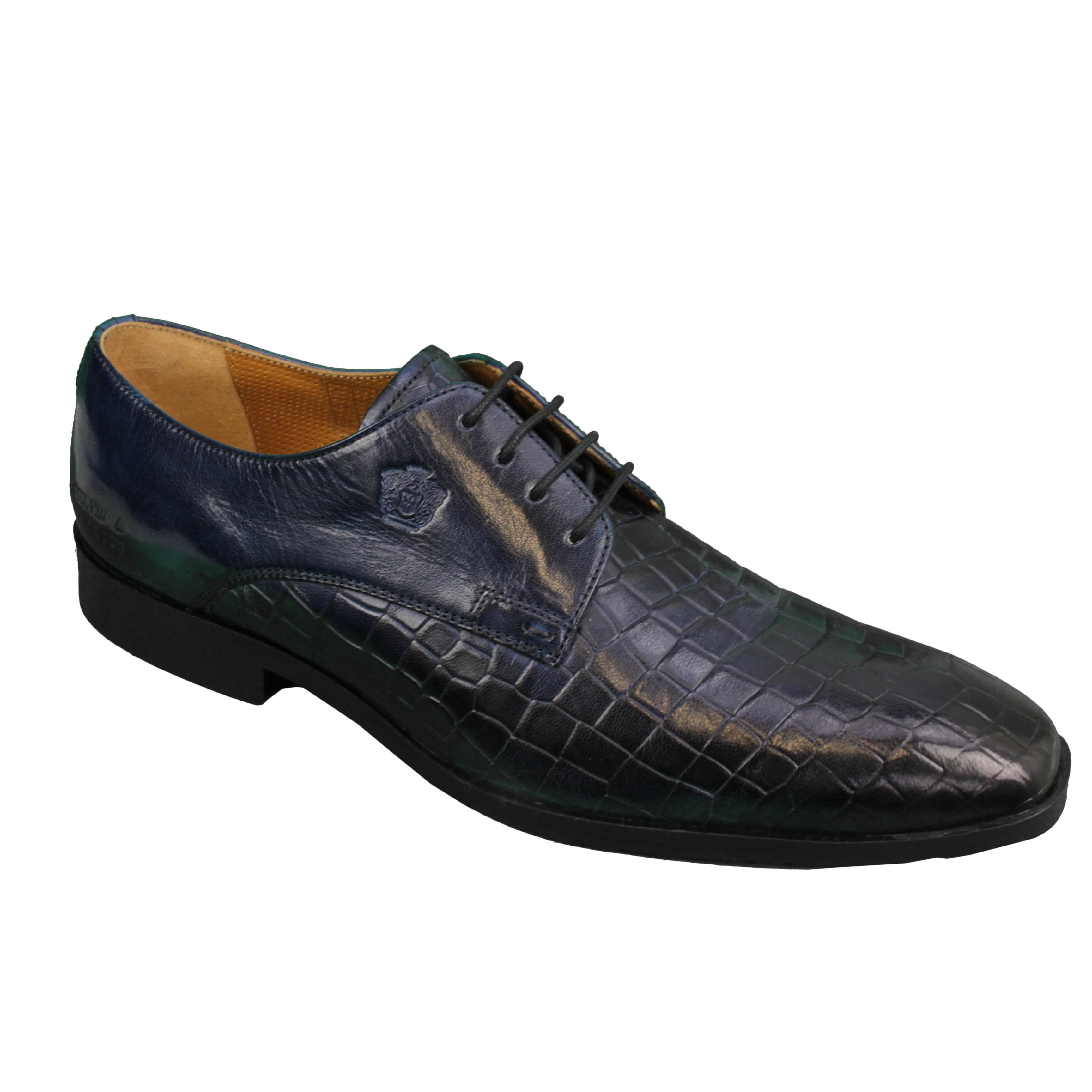 Melvin & Hamilton Schuhe marine blau Greg-4 110807 navy