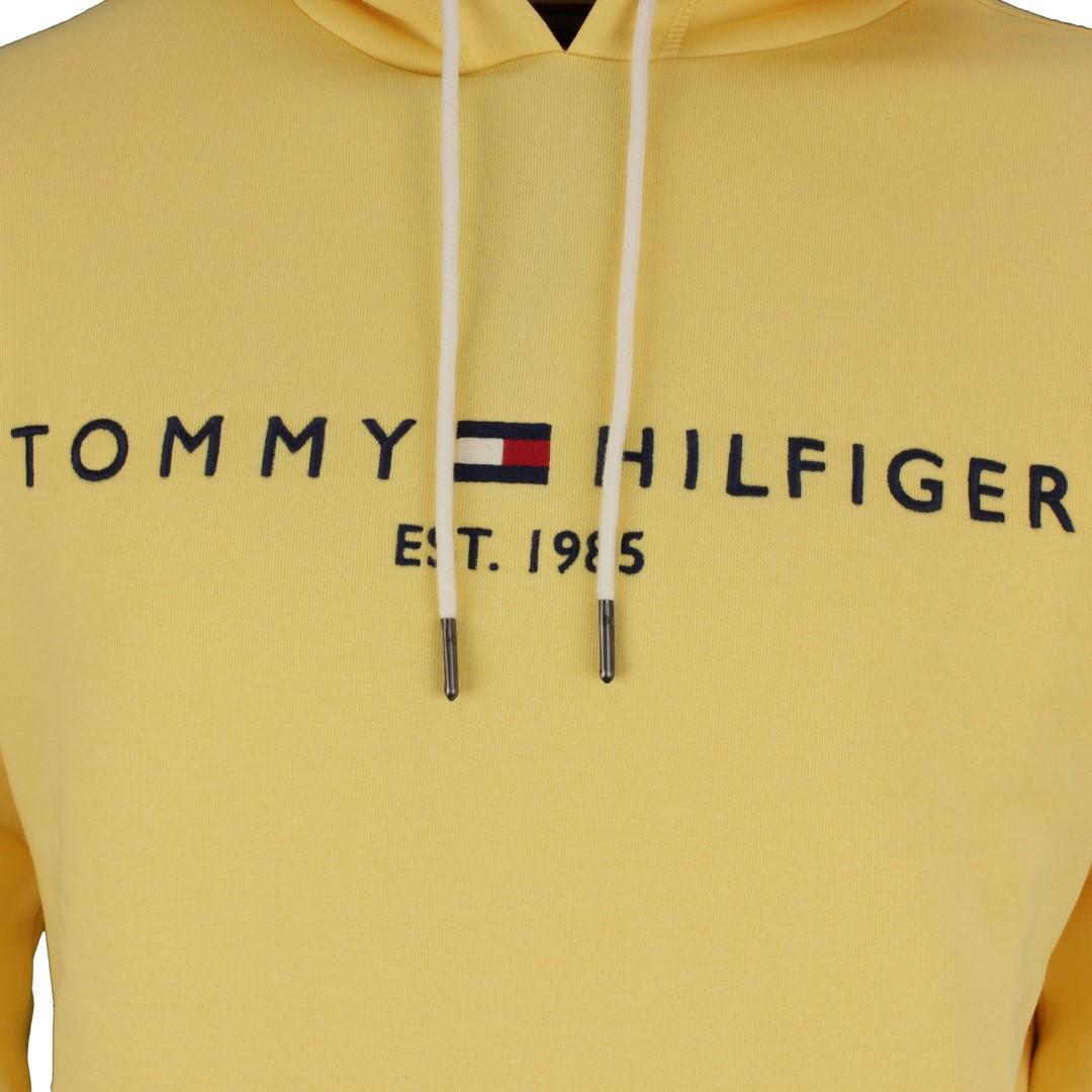 Tommy Hilfiger Hoodie Sweat Kapuzen Pullover gelb MW0MW11599 ZFF Delicate Yell
